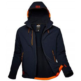Veste softshell Chelsea Evolution Hooded 74140 - HELLY HANSEN