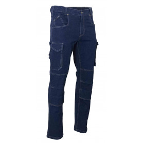 Jean stretch multipoches BARIL 1624 - LMA
