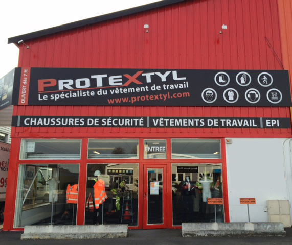 Les magasins Protextyl